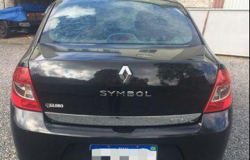 Renault Symbol 1.6 16V Expression (flex) - Foto #7