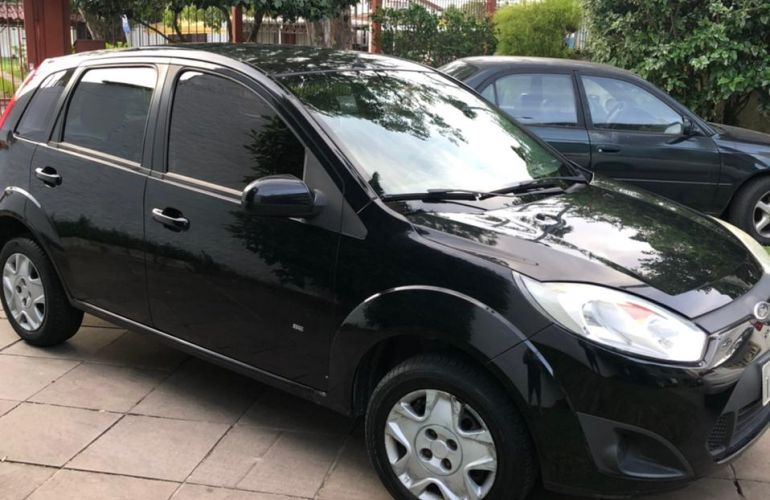 Ford Fiesta Hatch S Plus 1.0 RoCam (Flex) - Foto #4