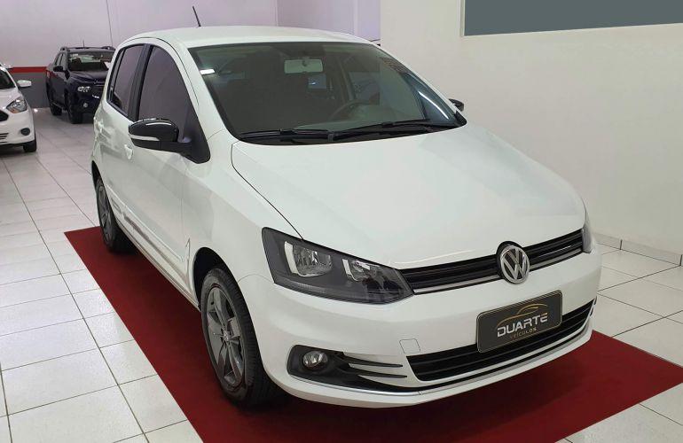 Volkswagen Fox 1.6 Connect - Foto #1
