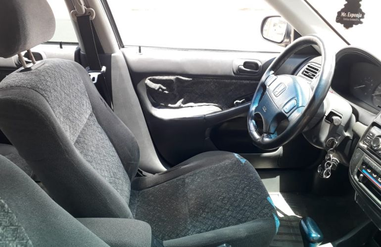 Honda Civic Sedan EX 1.6 16V (Aut) - Foto #9