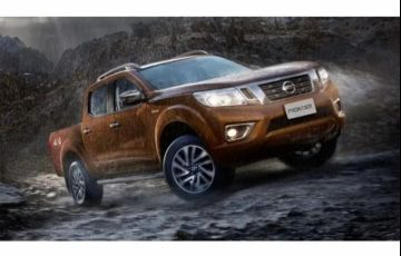 Nissan Frontier 2.3 16V Turbo S CD 4x4