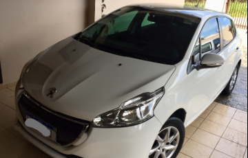 Peugeot 208 Active Pack 1.5 8V (Flex)