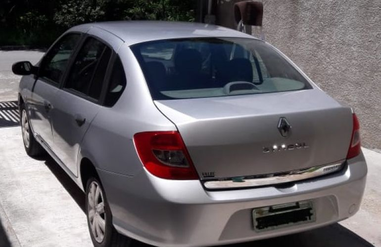 Renault Symbol 1.6 16V Expression (flex) - Foto #2