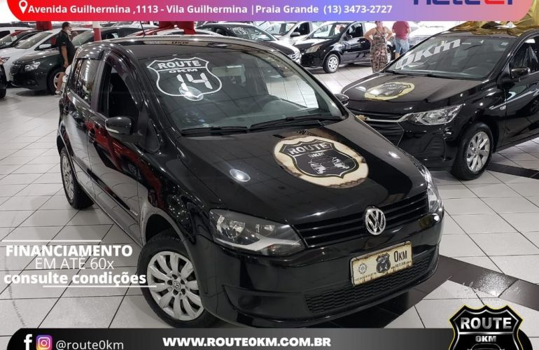 Volkswagen Fox 1.6 Mi I-motion 8v - Foto #1