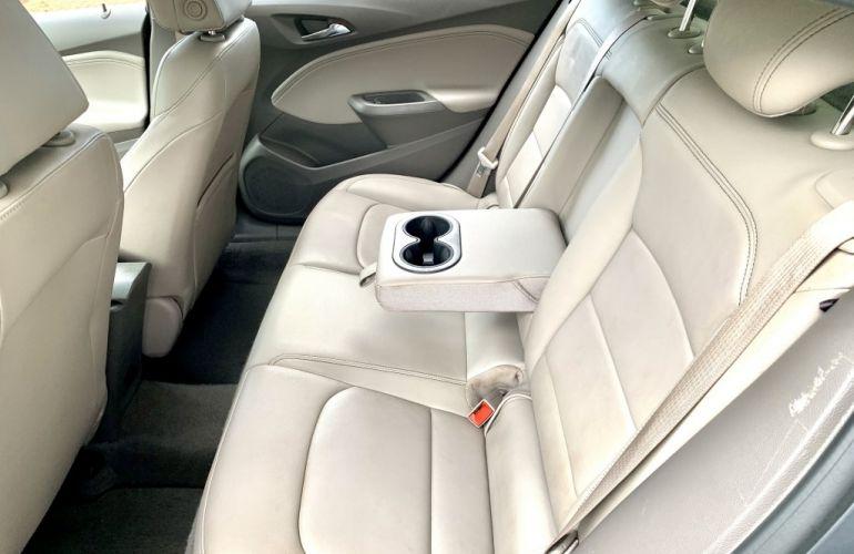 Chevrolet Cruze LTZ 1.4 16V Ecotec (Aut) (Flex) - Foto #9