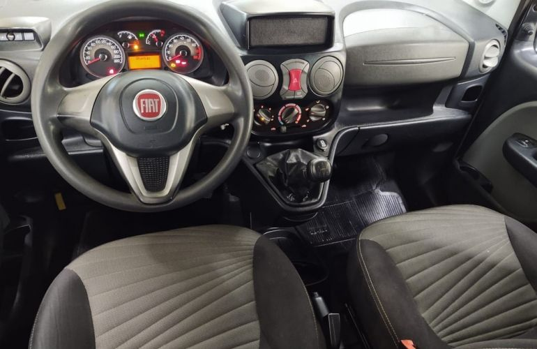 Fiat Doblo 1.8 MPi Essence 7l 16v - Foto #5