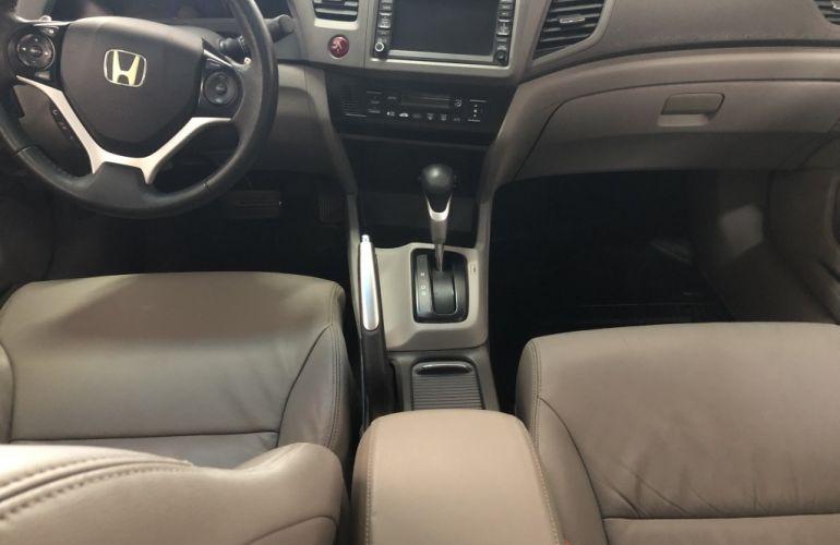 Honda Civic EXR 2.0 i-VTEC (Aut) (Flex) - Foto #8