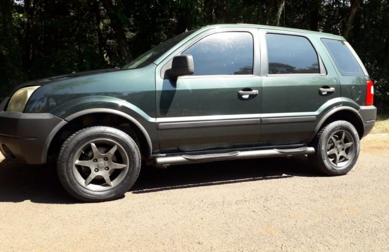 Ford Ecosport XLS 1.6 (Flex) - Foto #2
