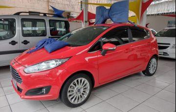 Ford Fiesta 1.6 Titanium Plus Hatch 16v