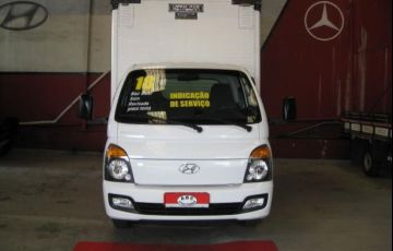 Hyundai HR Longo 4x2 Sem Caçamba 2.5 Turbo Intercooler 16V