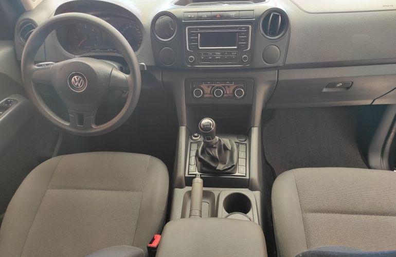 Volkswagen Amarok 2.0 CD 4x4 TDi Trendline - Foto #2