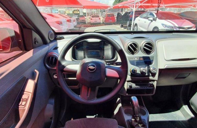 Chevrolet Agile 1.4 MPFi LTZ 8v - Foto #9