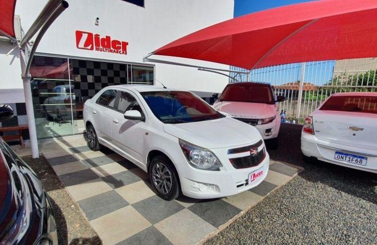 Chevrolet Cobalt 1.4 MPFi LT 8v - Foto #1