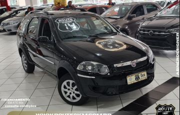 Fiat Palio 1.6 Trekking Weekend 16v
