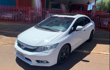 Honda New Civic EXS 1.8 (Aut) (Flex) - Foto #2
