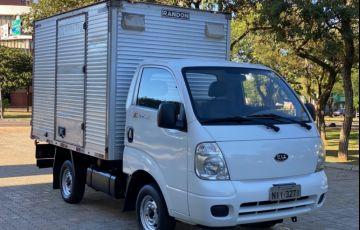 Kia Bongo K-2500 DLX 4x2 RD (cab. simples) - Foto #2