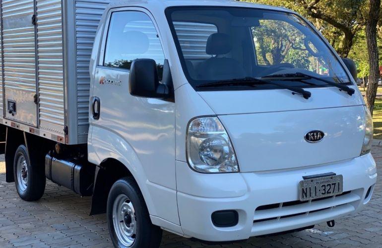 Kia Bongo K-2500 DLX 4x2 RD (cab. simples) - Foto #3