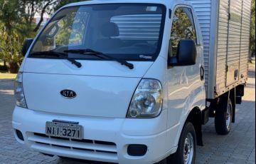 Kia Bongo K-2500 DLX 4x2 RD (cab. simples) - Foto #5