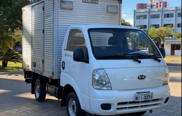 Kia Bongo K-2500 DLX 4x2 RD (cab. simples) - Foto #10