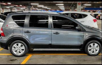 Nissan Livina X-Gear SL 1.8 16V (flex) (aut)