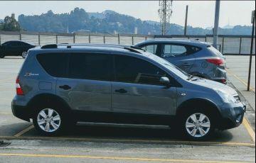 Nissan Livina X-Gear SL 1.8 16V (flex) (aut) - Foto #6