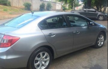 Honda New Civic EXS 1.8 16V i-VTEC (Aut) (Flex)