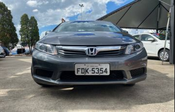 Honda New Civic EXR 2.0 i-VTEC (Aut) (Flex)
