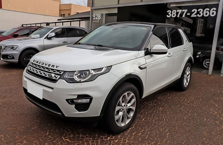 Land Rover Discovery Sport 2.2 16V Sd4 Turbo Hse - Foto #3