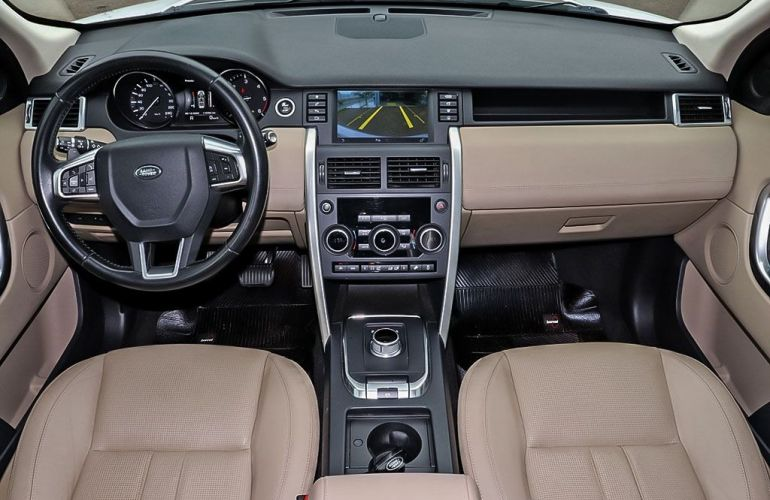 Land Rover Discovery Sport 2.2 16V Sd4 Turbo Hse - Foto #5