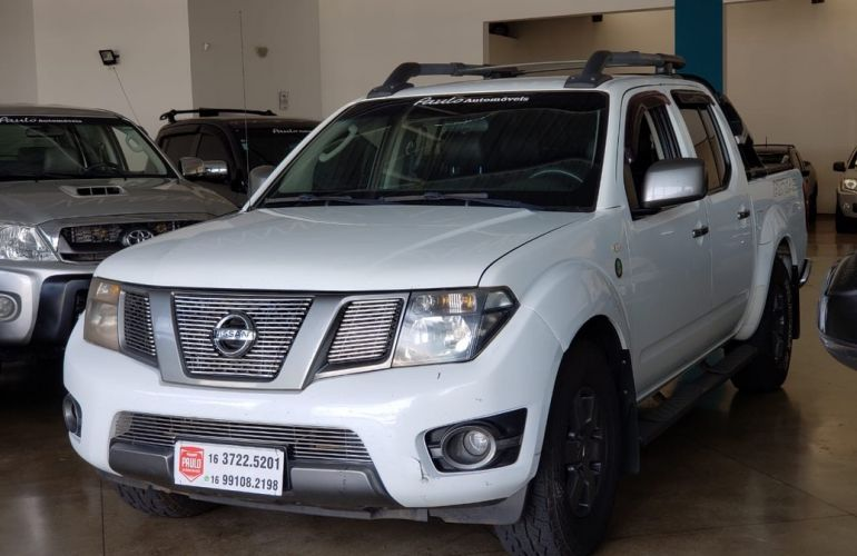 Nissan Frontier 2.5 SV Attack 10 Anos 4x2 CD Turbo Eletronic - Foto #1