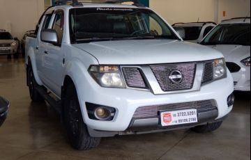 Nissan Frontier 2.5 SV Attack 10 Anos 4x2 CD Turbo Eletronic - Foto #2