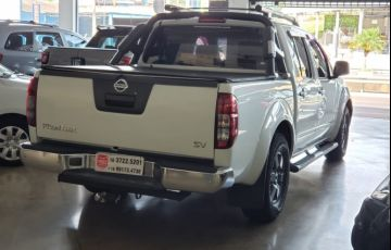 Nissan Frontier 2.5 SV Attack 10 Anos 4x2 CD Turbo Eletronic - Foto #3