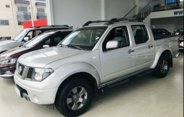 Nissan Frontier SE Attack 2.5 4X4 (Cab.Dupla)