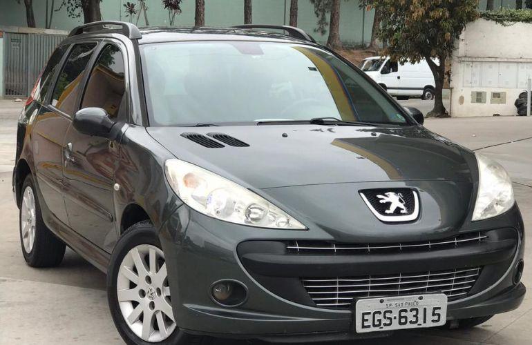 Peugeot 207 SW XS 1.6 16V (flex) (aut) - Foto #2
