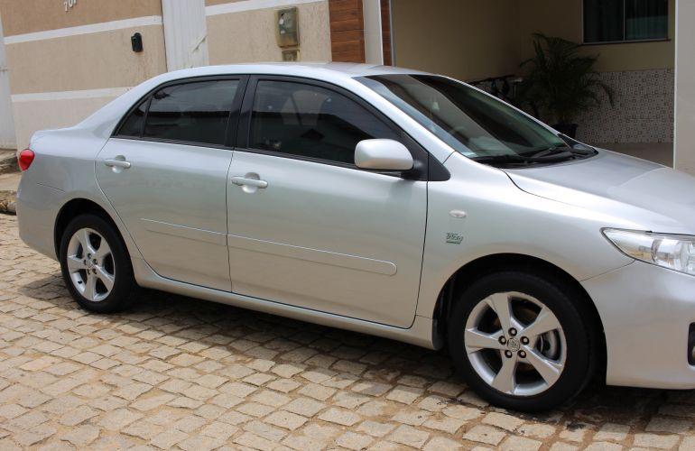 Toyota Corolla Sedan 1.8 Dual VVT-i GLi (Flex) - Foto #9