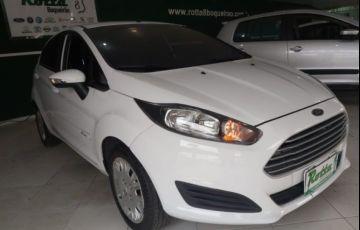 Ford New Fiesta SE 1.6 16V Flex - Foto #2