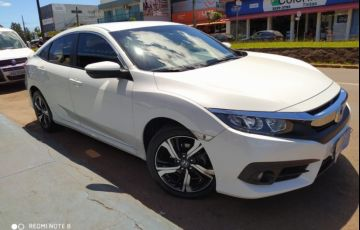 Honda Civic 2.0 EXL CVT
