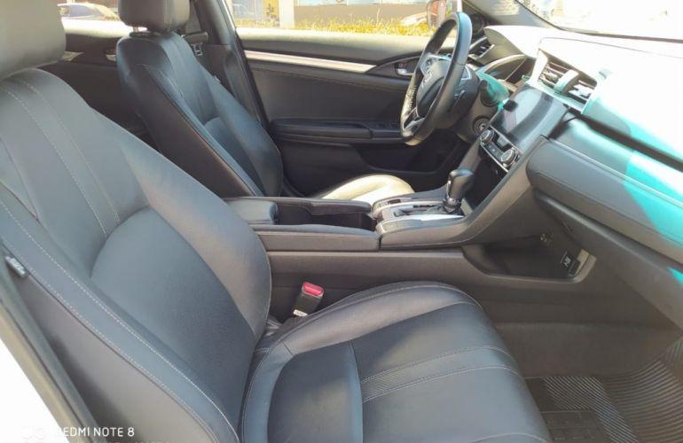 Honda Civic 2.0 EXL CVT - Foto #8