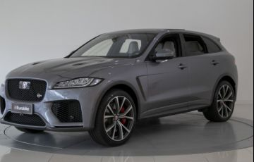 Jaguar F-pace 5.0 V8 Supercharged Svr Awd