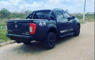 Nissan Frontier Attack 4x4 (Aut)