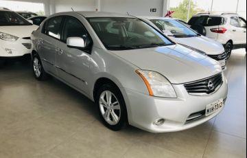 Nissan Sentra 2.0 16V CVT (flex)