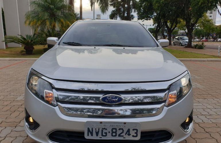 Ford Fusion 2.0 16V AWD GTDi Titanium (Aut) - Foto #10