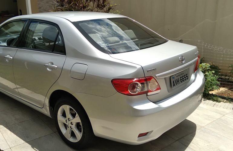 Toyota Corolla Sedan 1.8 Dual VVT-i GLi (Flex) - Foto #2