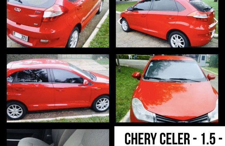 Chery Celer Hatch 1.5 16V (Flex) - Foto #5