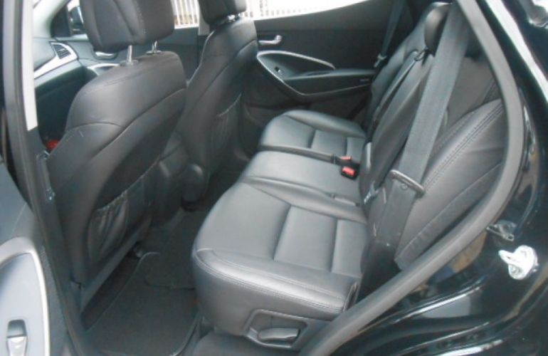Hyundai Santa Fe 3.3L V6 4x4 (Aut) 5L - Foto #6