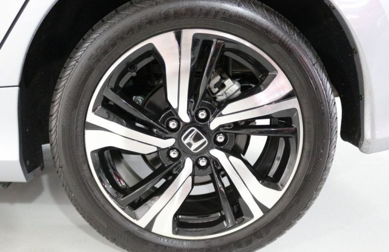 Honda Civic EXL 2.0L 16V I-VTEC 155CV - Foto #4