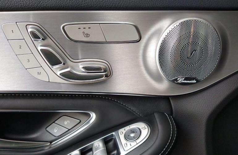 Mercedes-Benz C 63 Amg 4.0 V8 Turbo Sedan - Foto #8