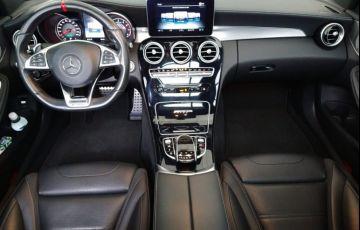 Mercedes-Benz C 63 Amg 4.0 V8 Turbo Sedan - Foto #10