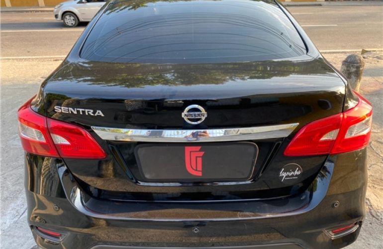 Nissan Sentra 2.0 S 16V Flex 4p Automático - Foto #6