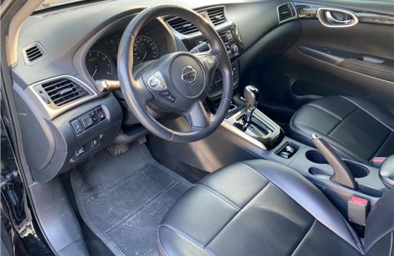 Nissan Sentra 2.0 S 16V Flex 4p Automático - Foto #9